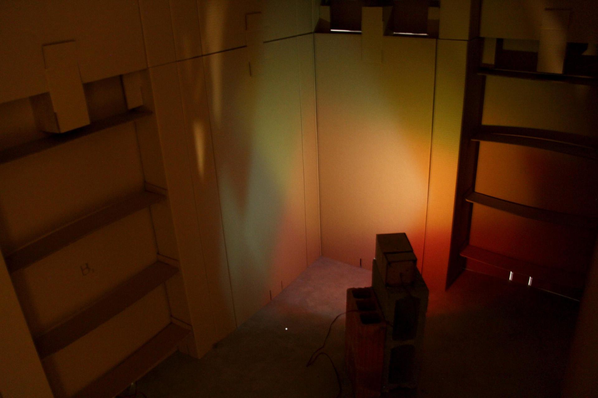 imagen real penetrable sculpture interior